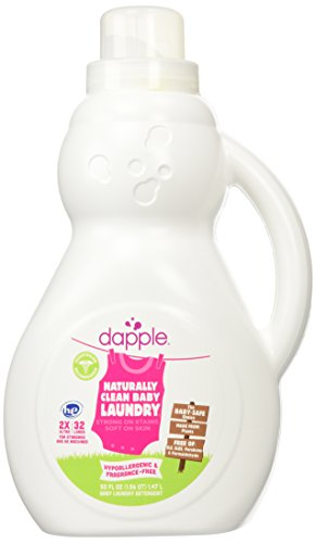 Dapple Baby Safe Laundry Detergent -- 50 fl oz