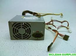 PS-5251-2DS: DELL 250W Power Supply (IDE)