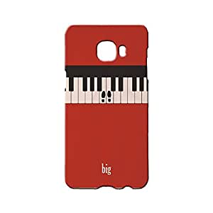 BLUEDIO Designer Printed Back case cover for Samsung Galaxy C5 - G10171