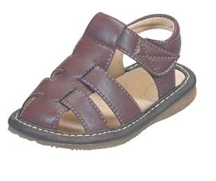 Brown Sandals - Size 8