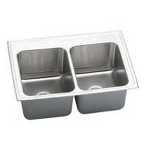 Cheap USA Deals Elkay DLRQ3722105 Gourmet Kitchen Sink ...