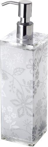 リス『美しい花柄のボトル』 フィルロ ソープボトルST フラワー