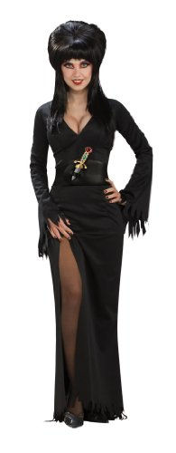 Elvira Mistress of the Dark Full-Length Dress Costume