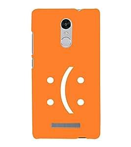 EPICCASE Sad vs happy Mobile Back Case Cover For Xiaomi Redmi Note 3 (Designer Case)