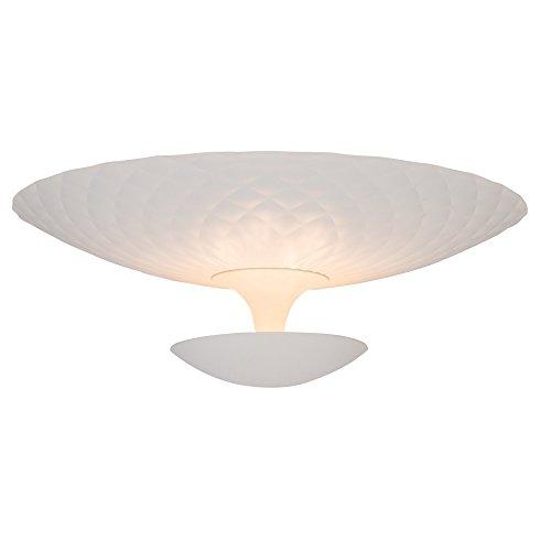 design deckenleuchte indirekte beleuchtung 4x g9 max 33w metall wei matt. Black Bedroom Furniture Sets. Home Design Ideas