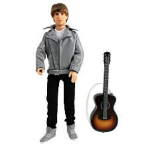 Justin Bieber Exclusive 'Born to be Somebody' Singing Doll with Hair