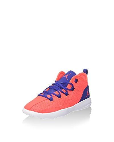 Nike Sneaker Alta Jordan Reveal Bp [Arancione]