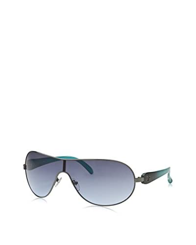 Guess GUF212-GUN-33 Women's Sunglasses,  Gunmetal, Blue Gradient