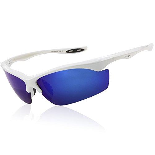 Duco Bike Polarisierte Fahrradbrillen Radfahren Sportbrillen Sonnenbrillen 6188