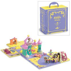 Fairytale Playsets: Aladdin and the Princess