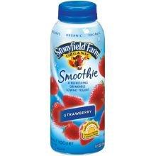 Yogurt Smoothie Strawberry