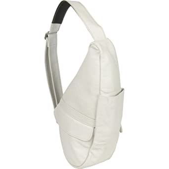 AmeriBag Healthy Back Bag® Classic Leather Extra Small (Arctic)