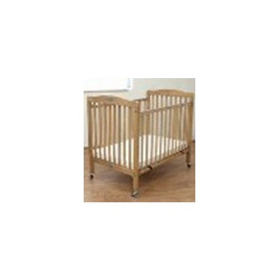 Little Wood Crib Finish: Natural front-959137
