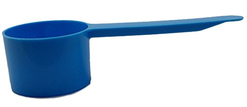 Coffee Scoops - 5 Durable Plastic Scoops