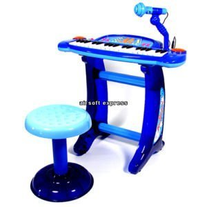 Amazon Com Kids Children Electric Piano Toy Karaoke Music