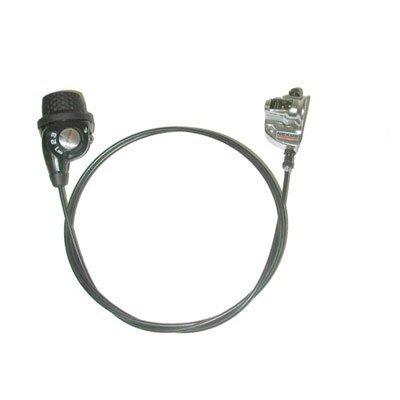 Shimano Nexus-RevoShifter SL-3S35 Right Shifter - 3-Speed Black