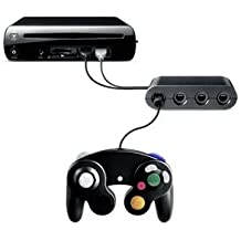 Generic Gamecube Controller Adapter Converter For Wii U Super Smash Bros Normal Quality