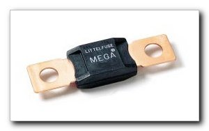Littelfuse MEG200XP MEGA Slo-Blo Automotive Bolt-Down Fuse