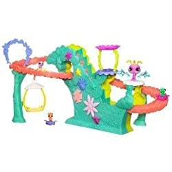 Toy / Game Fairy Fun Rollercoaster Playset Put Them In The Hanging Flower Swing (For Ages 4 Years And Up)