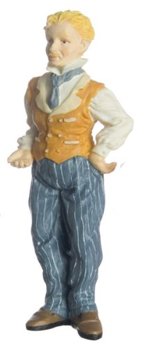 Dollhouse Doll Poly Victorian Father - 1