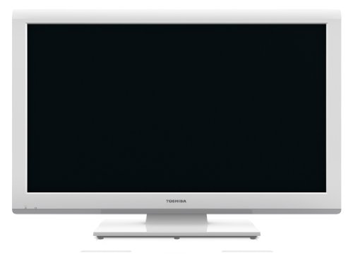 TOSHIBA  23DL934G TV Combo LED/DVD, Display 23 Pollici, Full HD, Colore Bianco