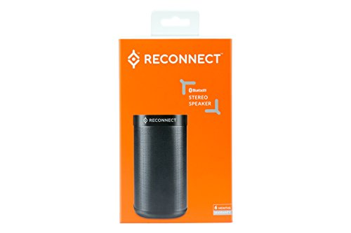 Reconnect-TS/BT-S-Bluetooth-Stereo-Speaker