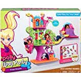 Polly Pocket Wall Party Tree House Play Set
