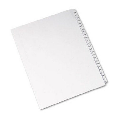 allstate-style-legal-side-tab-dividers-25-tab-276-300-letter-white-25-set-sold-as-1-set