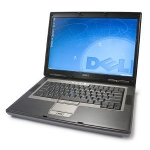 Dell D820 Latitude Laptop/Notebook - Intel Gist Duo 1.66 GHz, 1.5 GB RAM, 60 GB Hard Pressurize, Intel 945GM Graphics, Office 2007 Skilled.