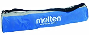 Molten BG5 Sac à ballons Bleu/gris