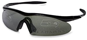 NFL Seattle Seahawks ANSI Rated Camovision EyeXtras UV Protection Sunglasses by EyeXtras