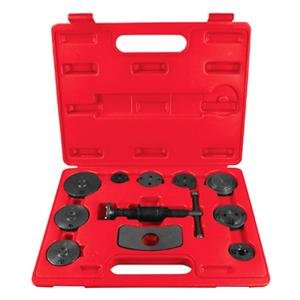 Astro Pneumatic (AP 7860) 11 Piece Brake Pad and Caliper Service Tool Kit