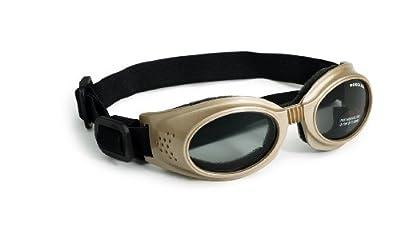 Doggles Originalz Medium Frame Goggles for Dogs with Smoke Lens