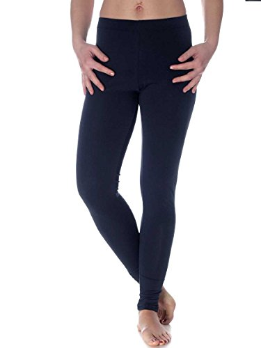 Legging Bielastico Carlsberg Donna Cbd1409 Made in Italy Blu, L MainApps
