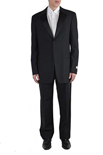 Armani-Collezioni-Black-Wool-Silk-Tuxedo-Suit