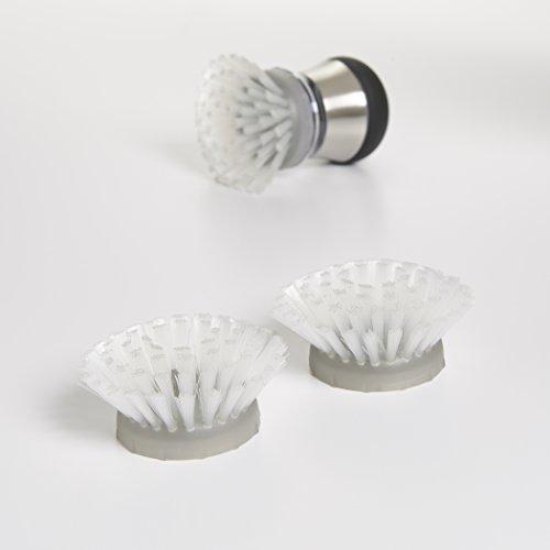 Oxo Steel Soap Dispensing Palm Brush Refills 2 Pack