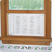 Adjustable Window Ventilator From 21 to 37 Inches