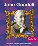 Jane Goodall (First Biographies) (0736850856) by Schaefer, Lola M.