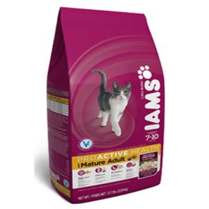 Iams Proactive Adult Health Active Maturity Dry Cat Food