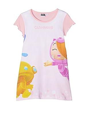 Licencias Pijama Clanners (Rosa)