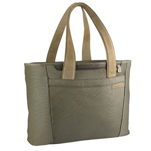 Briggs & Riley Baseline Large Shopping Tote (Olive)