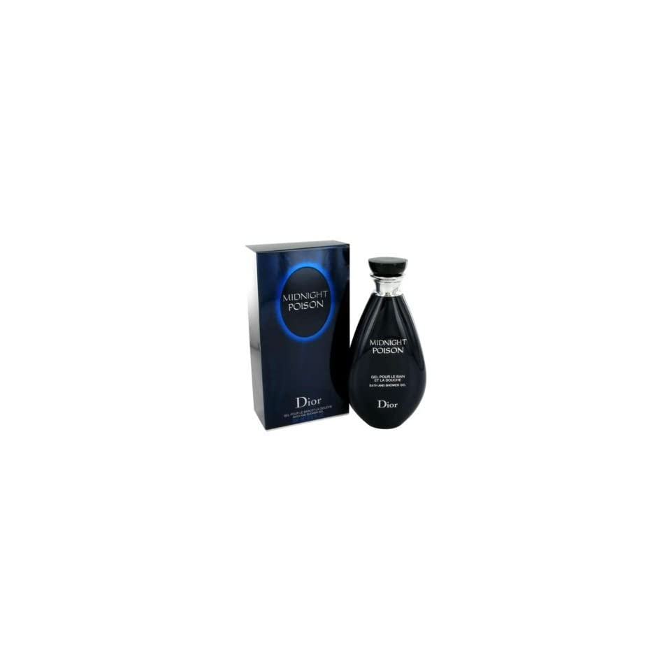 191c766963 Midnight Poison by Christian Dior Shower Gel 6.8 oz For Women on ...