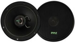 Pyle Plx62 6.5-Inch 160 Watt Two-Way Speakers