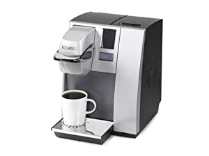 Keurig B155 Commercial Brewing System with Bonus K-Cup Portion Trial Pack from CAJ International