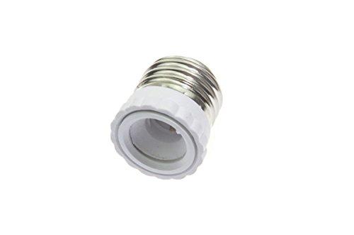 Shangge Ce&Rohs Certification 5 Pcs E26 To E12 Hb-Model Led Bulb Base Converter Halogen Cfl Light Lamp Adapter Socket Change Pbt