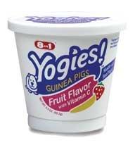Yogies Fruit With Vitamin Treats - 3.5 Oz.