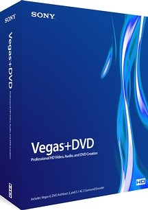 Sony Vegas 6 + DVD [Old Version]