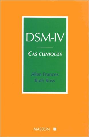 dsm-iv-cas-cliniques