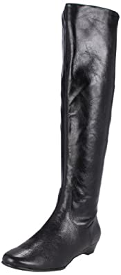 Aerosoles Women's Baking Sota Knee-High Boot,Black,5 M US