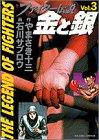 ファイター伝説金と銀 3 (ビッグコミックス)